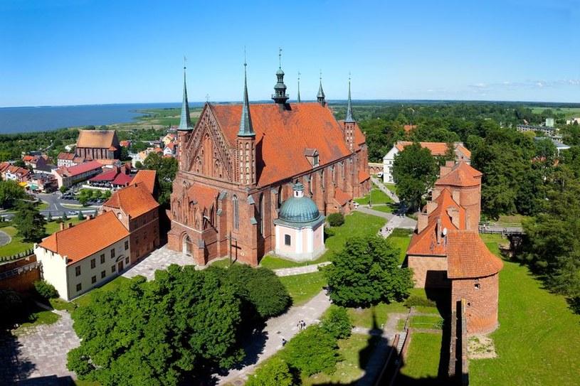 Katedra we Fromborku /123RF/PICSEL
