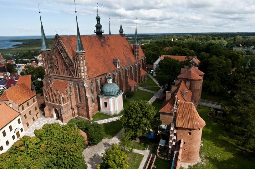 katedra we Fromborku /Justyna Rojek /East News