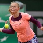 Katerina Siniakova pokonała Sarę Errani w ćwierćfinale turnieju WTA w Bastad