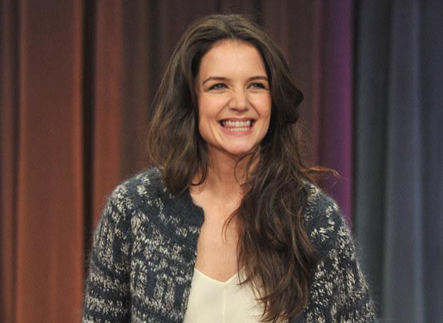Katie Holmes chce, żeby Suri miała rodzeństwo /Getty Images