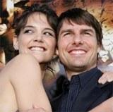 Katie Holmes i Tom Cruise /AFP