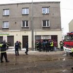 Katowice: 4 osoby poszkodowane po zawaleniu się stropu w kamienicy