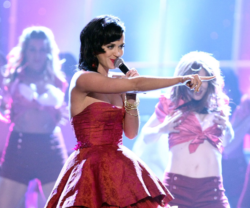 Katy Perry w 2008 roku /Alberto E. Rodriguez /Getty Images