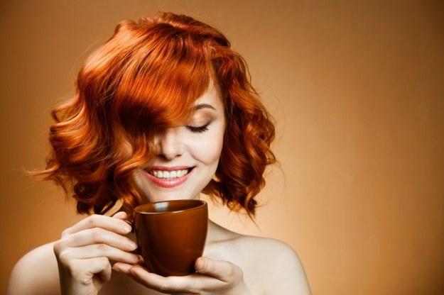 Kawa to łagodny antydepresant /©123RF/PICSEL