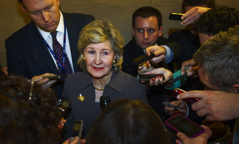 Kay Bailey Hutchison /AFP