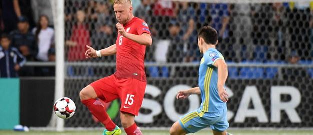 Kazachstan - Polska w el. MŚ 2018. Kamil Glik: Straciliśmy 2 punkty. Niedosyt musi być