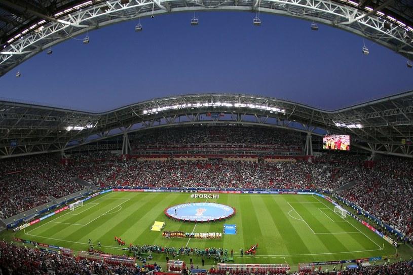 Kazań Arena /AFP