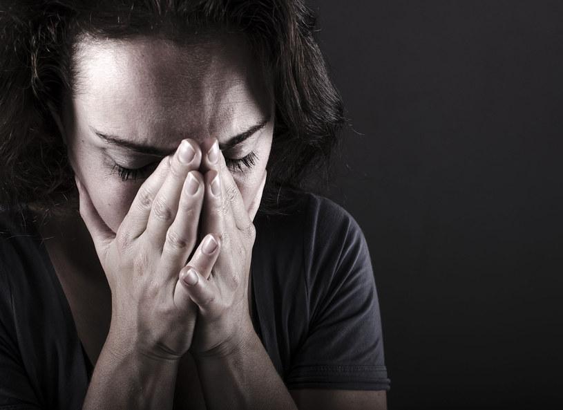 Każdego roku ok. 700 tys. Polek doświadcza przemocy domowej /©123RF/PICSEL
