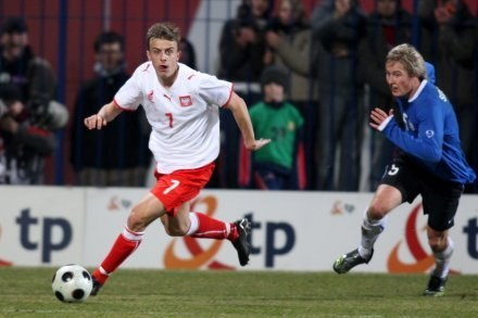 Każdy gol dla FC Sion przybliża Kamila do kadry Polski, Fot. Piotr Kucza. /Agencja Przegląd Sportowy