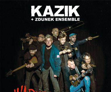 """Kazik + Zdunek Ensemble: Punk na jazzowo (""""Wojny!"""")"""