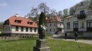 Kazimierz Dolny oblężony przez turystów