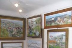 Kazimierz Dolny słynie z licznych galerii malarskich
