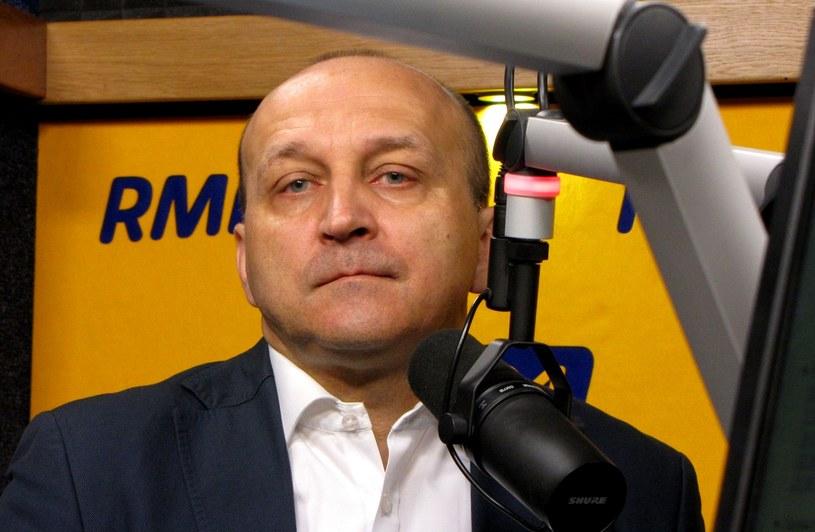 Kazimierz Marcinkiewicz /RMF