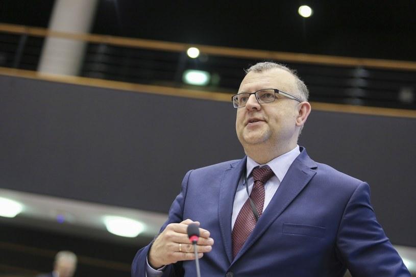 Kazimierz Michał Ujazdowski /Pablo GARRIGOS /East News