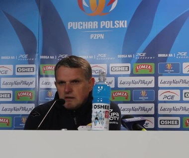 Kazimierz Moskal: Lech wygrał zasłużenie. Wideo