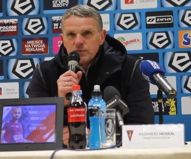 Kazimierz Moskal o meczu Pogoń - Lech. Wideo