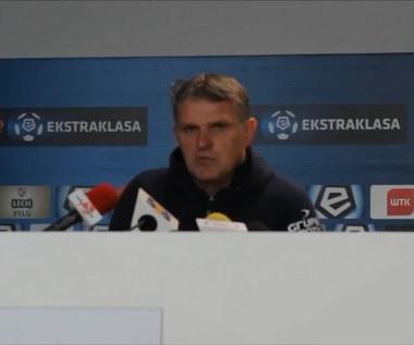 Kazimierz Moskal, trener Pogoni Szczecin