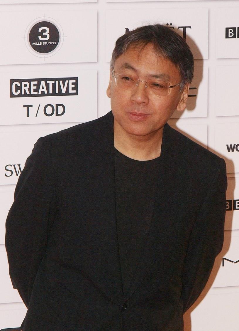 Kazuo Ishiguro /AFP