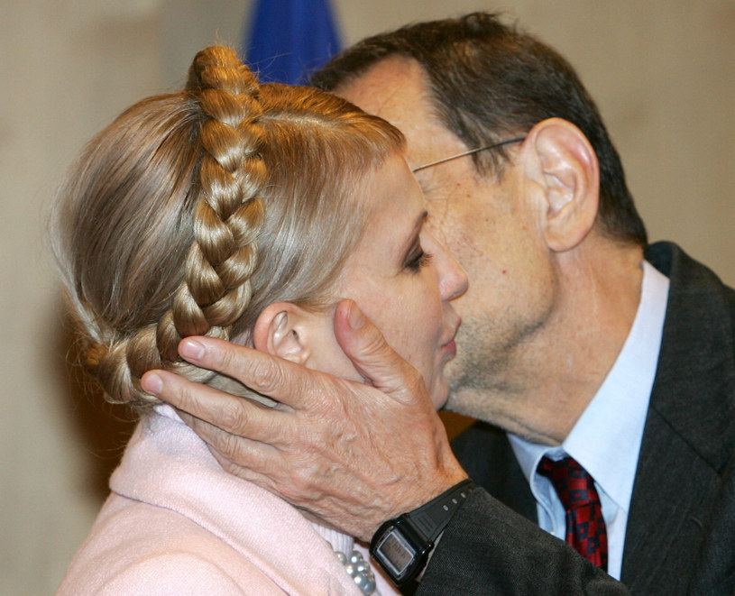 KE liczy, że Ukraina podejmie decydujące kroki ws. Tymoszenko /AFP