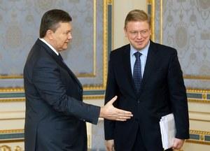 KE zawiesza rozmowy z Ukrainą