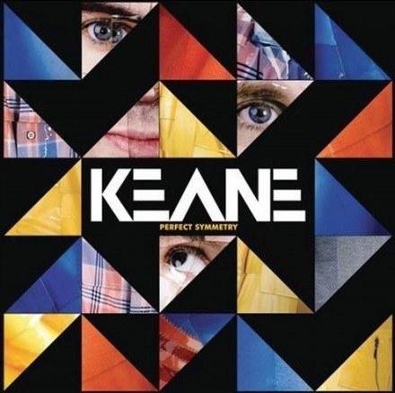 "Keane - ""Perfect Symmetry"". Minus za okładkę /"