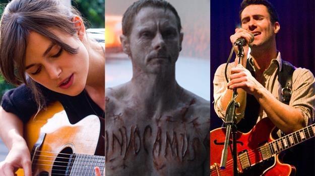 """Keira Knightley oraz Adam Levine grają i śpiewają,  Sean Harris ma zupełnie inne """"zainteresowania"""" /materiały prasowe"""
