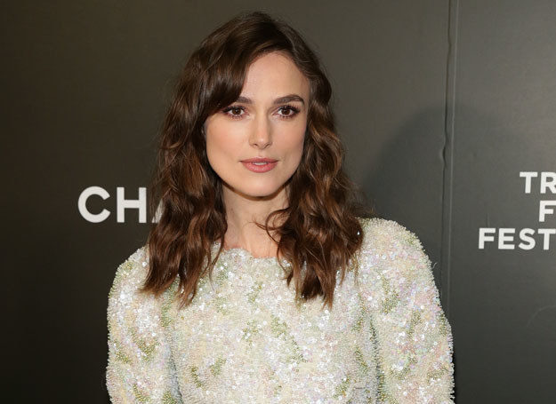 Keira Knightley /Getty Images