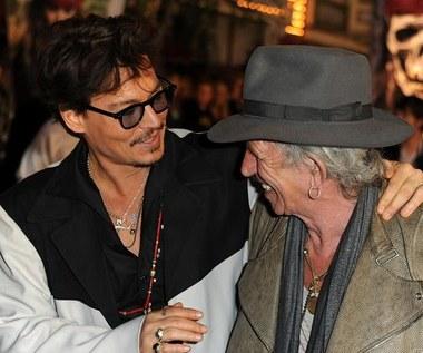 Keith Richards skończył 70 lat!