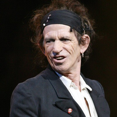 Keith Richards (The Rolling Stones) /arch. AFP