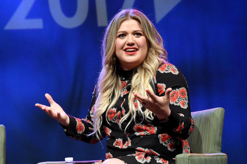 Kelly Clarkson w maju 2017 r. /fot. Rick Diamond /Getty Images