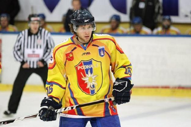 Kelly Czuy znowu zagra w MMKS/Podhale. Fot. Tadeusz Bącal /INTERIA.PL