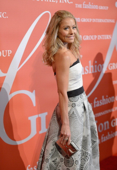Kelly Ripa /Getty Images