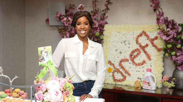 Kelly Rowland /Rob Kim /Getty Images