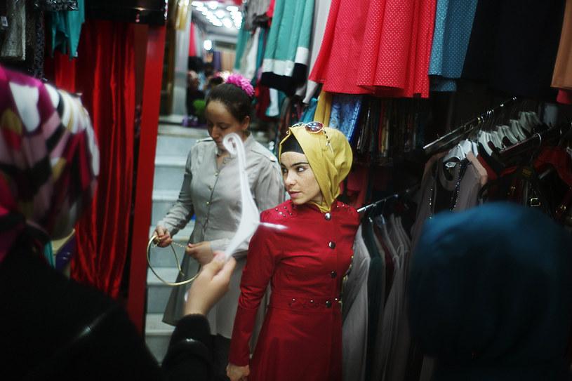 Kemeralti - tutaj kupić można wszystko! /fot. Ayman Oghanna /The New York Times Syndicate