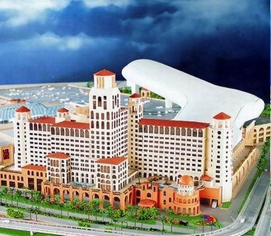 Kempinski Hotel w Dubaju /INTERIA.PL