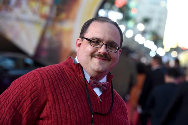 Ken Bone, bohater drugiego planu, który w jedną dobę podbił Internet. /Getty Images