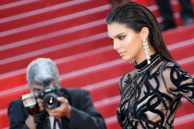 Kendall Jenner /fot. Valery Hache /AFP