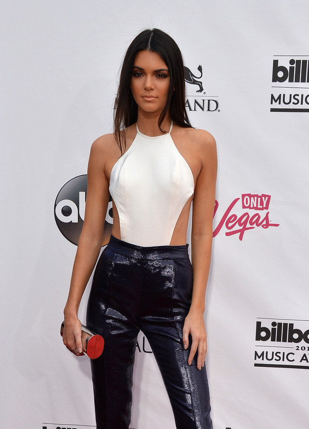 Kendall Jenner /Frazer Harrison /Getty Images