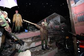 Kenia: Zawalił się budynek mieszkalny