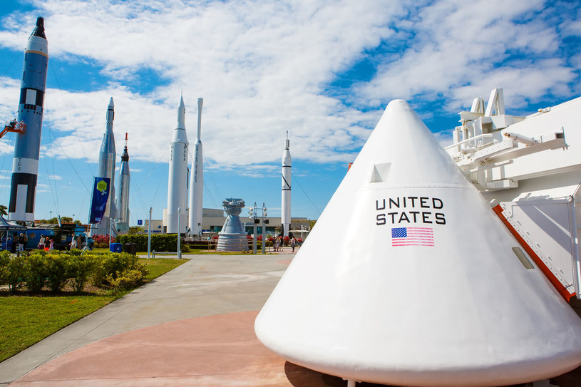 Kennedy Space Center na Florydzie /123RF/PICSEL