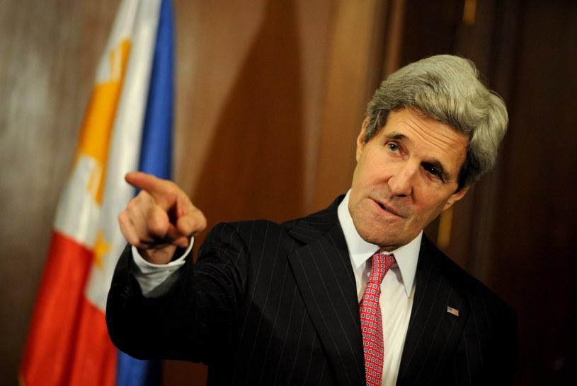 Kerry krytykuje określenie Bractwa jako organizacji terrorystycznej /AFP