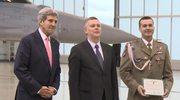 Kerry odznaczył żołnierza GROM