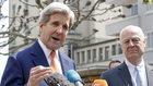 Kerry: Sytuacja w Syrii wymyka się spod kontroli