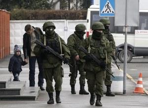 Kerymow: Najważniejsze to nie dopuścić do rozlewu krwi na Krymie