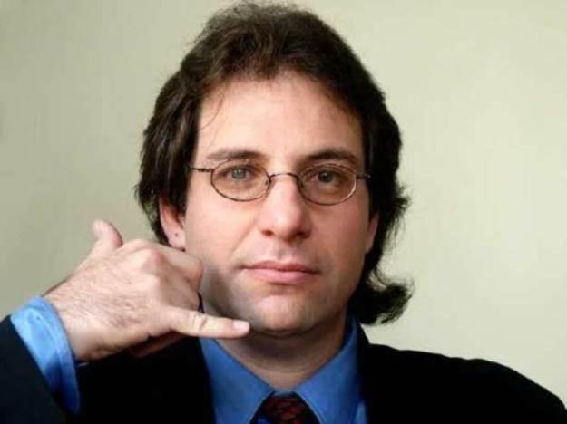 Kevin Mitnick - legenda świata hakerów, dzisiaj ekspert od spraw bezpieczeństwa /materiały prasowe