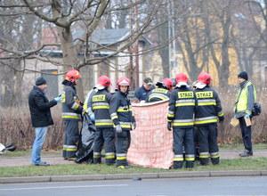 KGP: Na miejsce tragedii w Kamieniu Pomorskim jedzie szef policji
