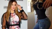 Khloe Kardashian schudła 30 kilogramów i chce być jeszcze szczuplejsza!