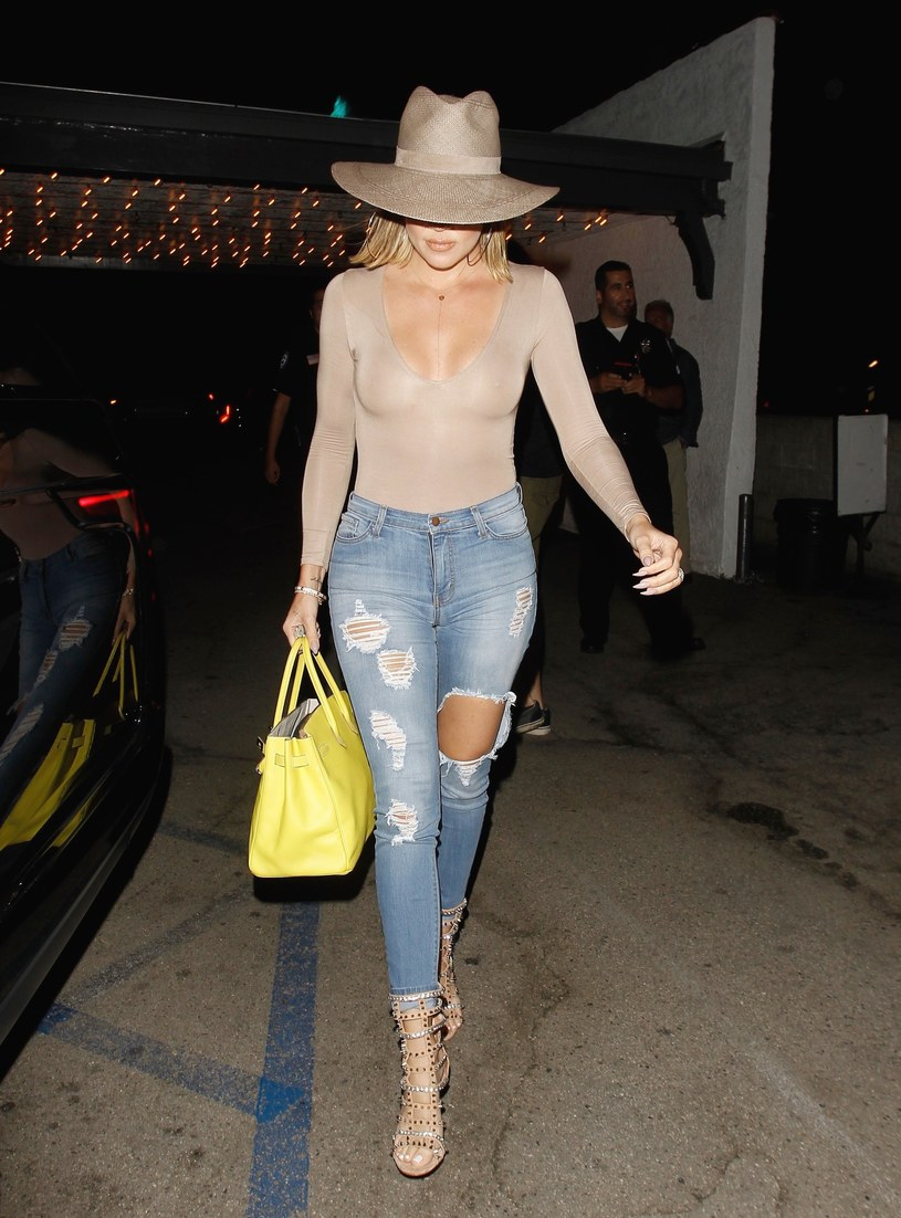 Khloe Kardashian /Bello / J I X / Splash News/EAST NEWS /East News