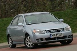 Kia Cerato (2004-2007)