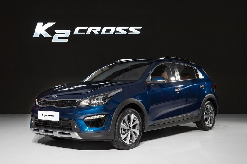 Kia K2 Cross /